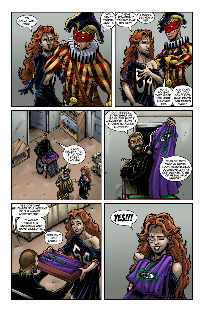 Honor Brigade #6 Page 4